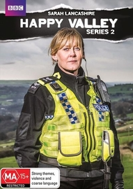 Happy Valley - Season 2 on DVD