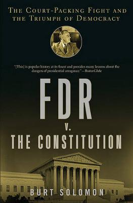 FDR v. the Constitution by Burt Solomon image