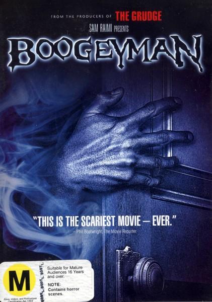 Boogeyman on DVD image