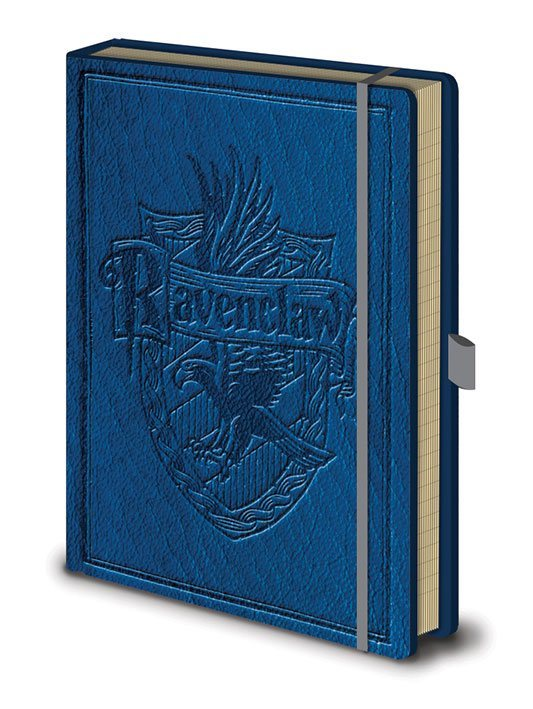Harry Potter: A5 Premium Notebook - Ravenclaw image