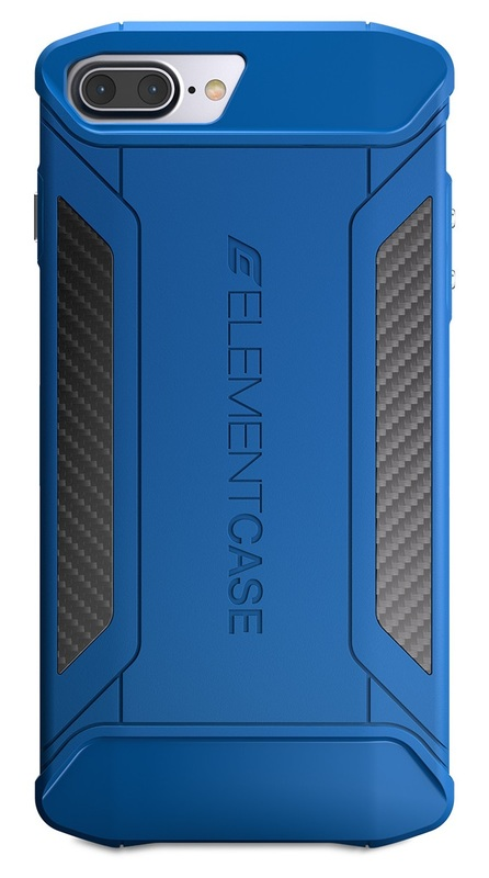 Element: CFX Reinforced Case - For iPhone 7 Plus (Blue)