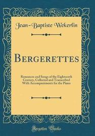 Bergerettes by Jean-Baptiste Wekerlin image