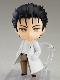 Nendoroid Rintaro Okabe: Kyouma Hououin Ver. (Steins;Gate) - Articulated Figure