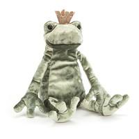 Jellycat: Frog Prince Kiss