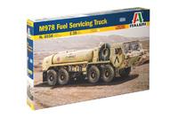 Italeri 1/35 M978 Fuel Servicing Truck - Scale Model Kit