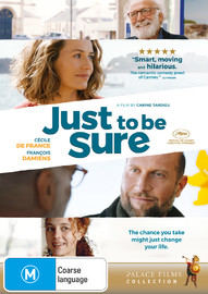 Just To Be Sure on DVD