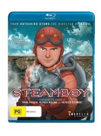 Steamboy on Blu-ray