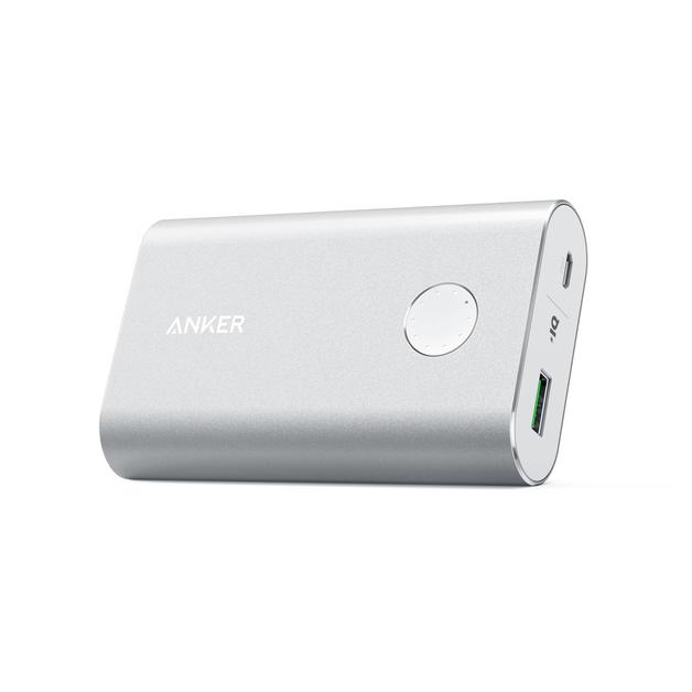 ANKER: PowerCore+ 10050mAh - Silver