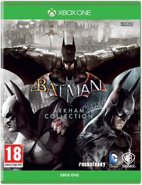 Batman Arkham Collection Edition for Xbox One