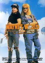 Wayne's World 1 And 2 - The Complete Epic (2 Disc Box Set) on DVD