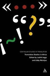 Translation Studies in Africa