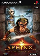Sphinx and the Cursed Mummy for PlayStation 2