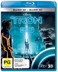 Tron Legacy - 3D on Blu-ray image