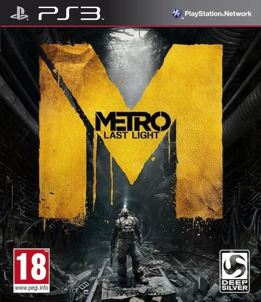 Metro: Last Light for PS3