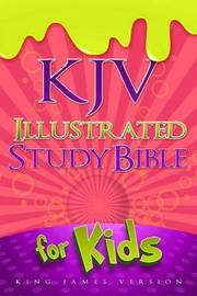 Illustrated Study Bible for Kids-KJV image