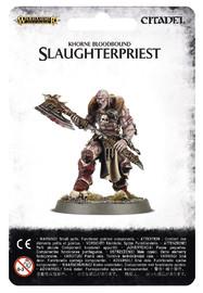 Khorne Bloodbound Slaughterpriest