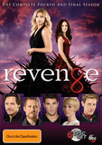 Revenge: The Complete Fourth Season DVD