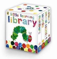 The Very Hungry Caterpillar Little Learning Library Boxed Set by Eric Carle