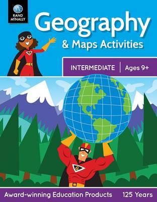 Know Geography World Atlas ] Grades 9-12   Rand McNally Book
