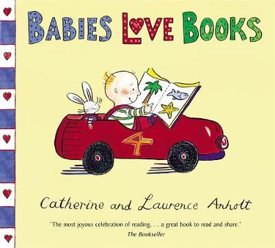 Anholt Family Favourites: Babies Love Books by Laurence Anholt image