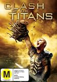 Clash of the Titans on DVD