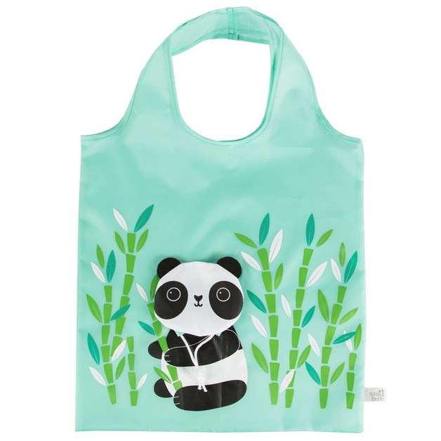 Panda Foldable Shopping Bag