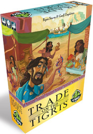 Trade on the Tigris - Board Game