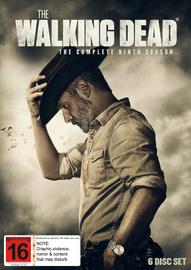 The Walking Dead - Season 9 on DVD
