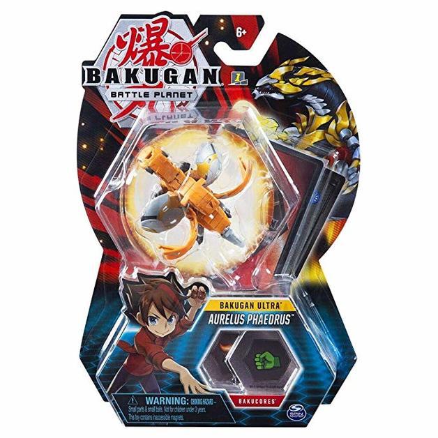 Bakugan: Battle Planet - Core Pack (Aurelus Phaedrus)