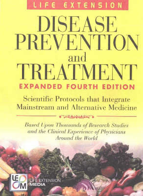 Disease Prevention and Treatment by W. Faloon image