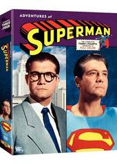 Adventures Of Superman - Seasons 3 and 4 (5 Disc Set) on DVD