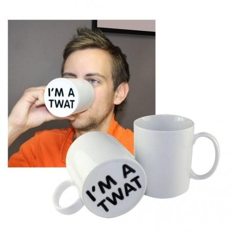 I'm a T*** Prank Mug image