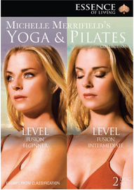 Michelle Merrifield's Yoga and Pilates Collection on DVD