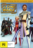 Star Wars: The Clone Wars: Season 1 - Volume 3 DVD