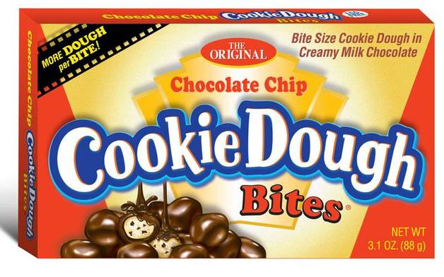 Cookie Dough Bites Theater Box Chocolate Chip (88g)