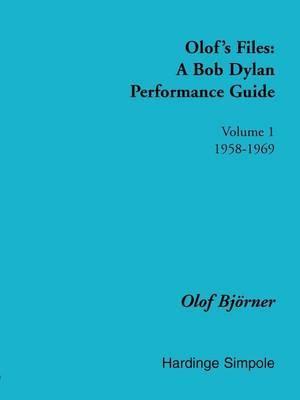 Olof's Files: v. 1 by Olof Bjorner