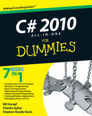C# 2010 All-in-One For Dummies by Bill Sempf image