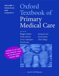 Oxford Textbook of Primary Medical Care image