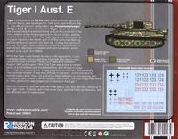 Rubicon 1/56 Tiger I Ausf E image