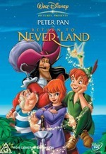 Peter Pan In Return To Never Land on DVD