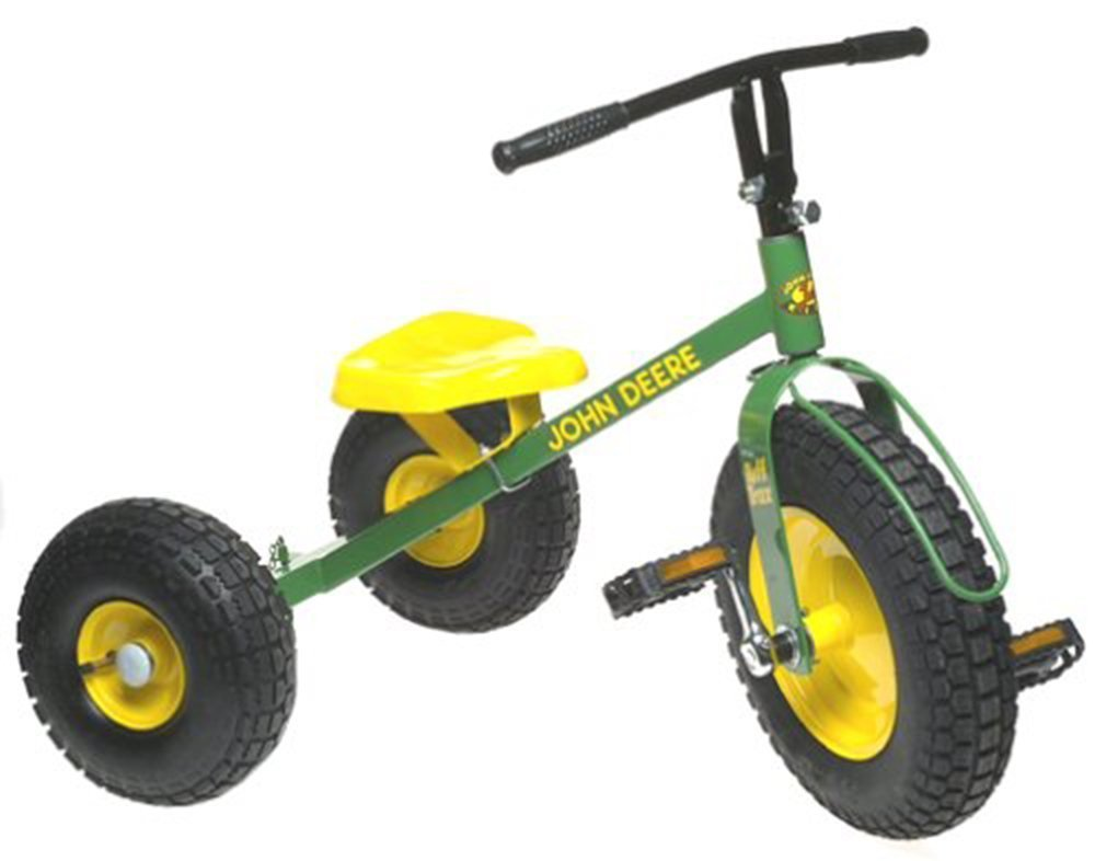 John Deere - Mighty Trike image