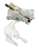 Hot Wheels: Star Wars Starships - The Ghost