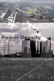 Power Density by Vaclav Smil