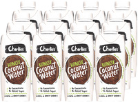 Charlie's Honest Coconut Water - 12x330mL