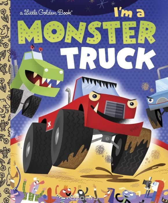 I'm A Monster Truck by Dennis Shealy image
