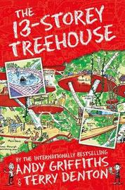 The 13-Storey Treehouse by Andy Griffiths image