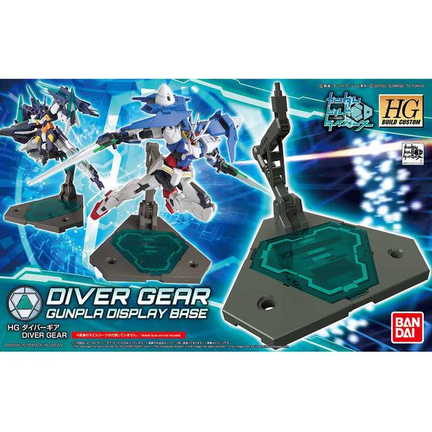 HGBC Diver Gear -Model Kit