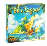 Blue Lagoon - Board Game