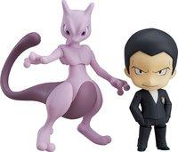 Pokemon: Giovanni & Mewtwo - Nendoroid Figure Set