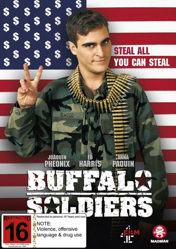 Buffalo Soldiers on DVD